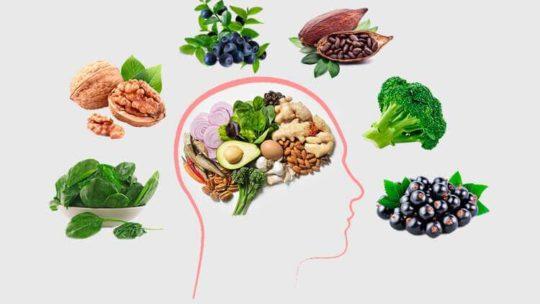 Сохраняйте остроту ума с помощью этих продуктов, стимулирующих мозг