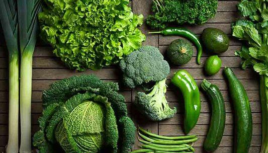 Белковые овощи